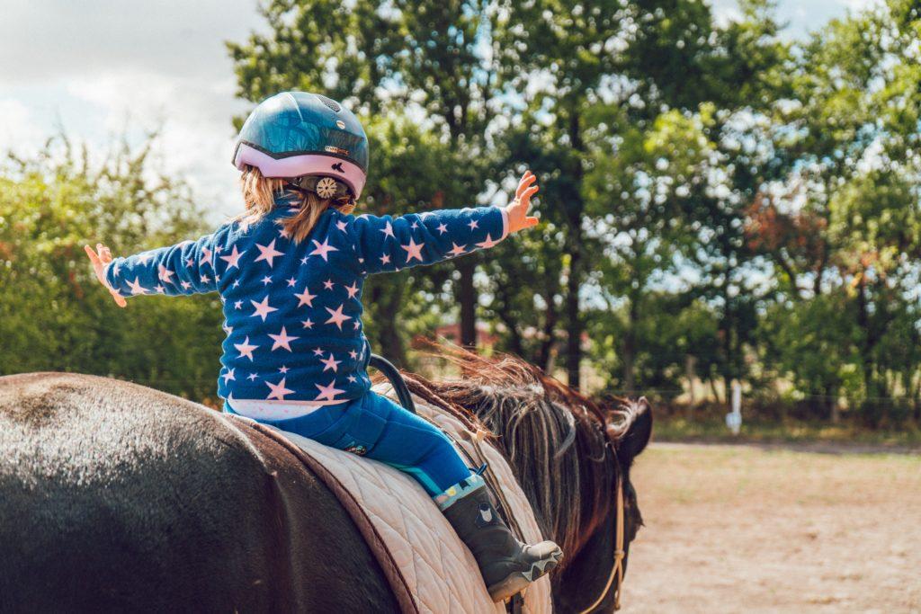 Jeździectwo konne dla dzieci